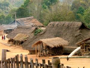 Akha_village