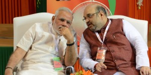 INDIA-POLITICS-BJP-COUNCIL