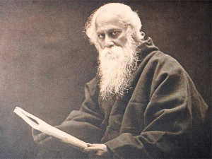 Rabindranath Tagore, FRAS (7 May 1861 – 7 August 1941), Writer, song composer, playwright, essayist, painter- the first non-European to win the Nobel Prize in Literature in 1913